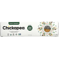 Chickapea, 有機義大利粉,8 盎司(227 克)