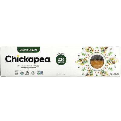 Chickapea Organic Linguine, 8 oz ( 227 g)
