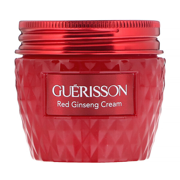 Guerisson, Red Ginseng Cream, 2.12 oz (60 g)