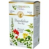 Celebration Herbals, Herbal Tea, Dandelion Root Raw, Caffeine Free, 24 Tea Bags, 0.74 oz (21 g) (Discontinued Item)