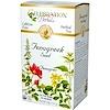 Celebration Herbals, Organic, Herbal Tea, Fenugreek Seed, Caffeine Free, 24 Tea Bags, 1.51 oz (43 g) (Discontinued Item)