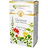Celebration Herbals, Organic, Herbal Tea, Oatstraw, Green Flowering, Caffeine Free, 24 Tea Bags, 1.6 oz (30 g) (Discontinued Item)