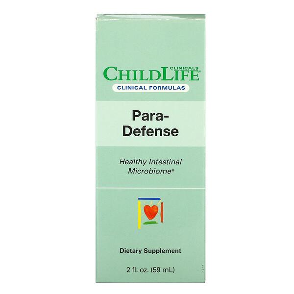 Para-Defense, Healthy Intestinal Microbiome, 2 fl oz (59 ml)