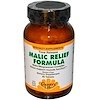 Country Life, Malic Relief Formula, 60 Tablets (Discontinued Item)