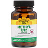 Country Life, Methyl B12, Berry Flavor, 3,000 mcg, 120 Lozenges