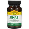 Country Life, Coenzymized DMAE, 700 mg, 50 Vegan Capsules