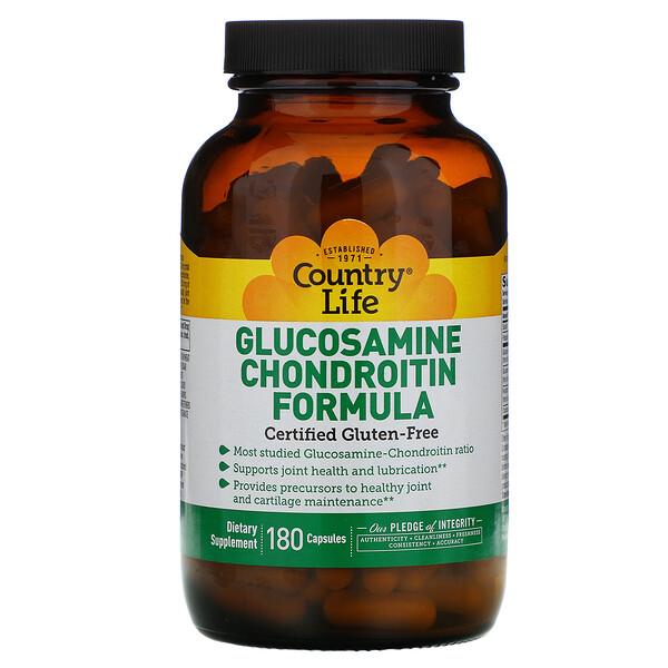 Glucosamine Chondroitin Formula, 180 Capsules