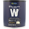 Biochem, 100% Whey Isolate Protein, Natural Flavor, 24.6 oz (699 g)