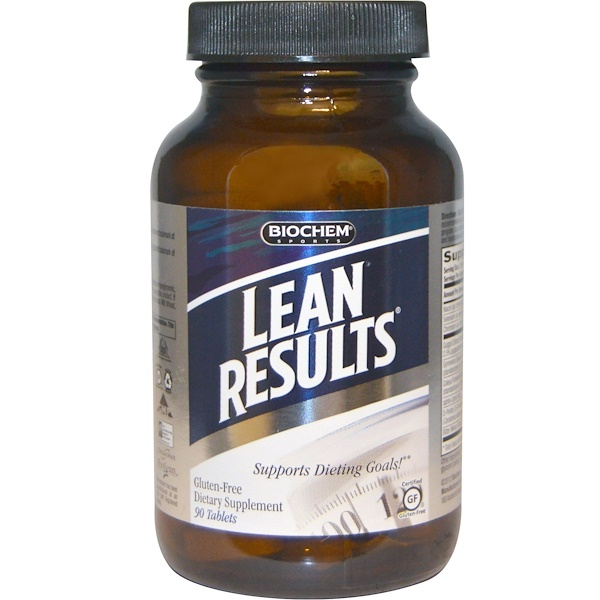 Country Life, BioChem, Sports, Lean Results, 90 Tablets (Discontinued Item)