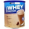 Country Life, BioChem, 100% Whey Protein, Chocolate Flavor, 30.9 oz (878 g)