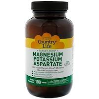 Аспартат магния и калия, 180 таблеток - фото