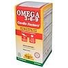 Country Life, Omega 3·6·9 Cardio Factors, 90 Softgels (Discontinued Item)