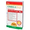 Country Life, Omega Surge, High DHA, Lemon Flavor, 60 Gummies (Discontinued Item)