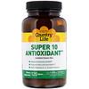 Super 10 Antioxidant, антиоксидант, 120 таблеток