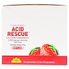 Country Life, Acid Rescue Calcium Carbonate, Berry Flavor, 1,000 mg, 20 Packets, 4 Chewable Tablets Each