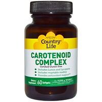 Каротиноидный комплекс, 60 желатиновых капсул - фото