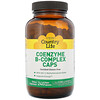 Country Life, Coenzyme B-Complex, 240 веганских капсул