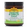 Country Life, Coenzyme B-Complex Powder, Lemon Lime, 1.95 oz (55 g)