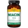 Country Life, Niacin, 500 mg, 90 Tablets