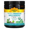 Country Life, Realfood Organics, Probiotic Daily Powder, 3.1 oz (90 g)