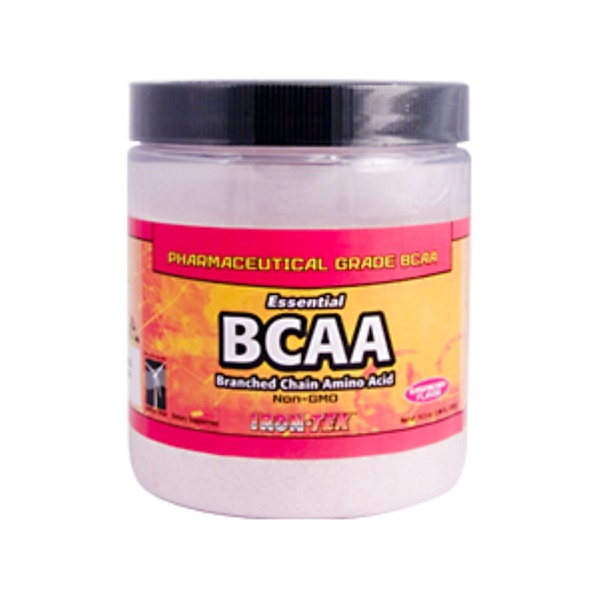 Country Life, Iron-Tek, Essential BCAA, Raspberry Flavor, 10.5 oz (300 g) (Discontinued Item)