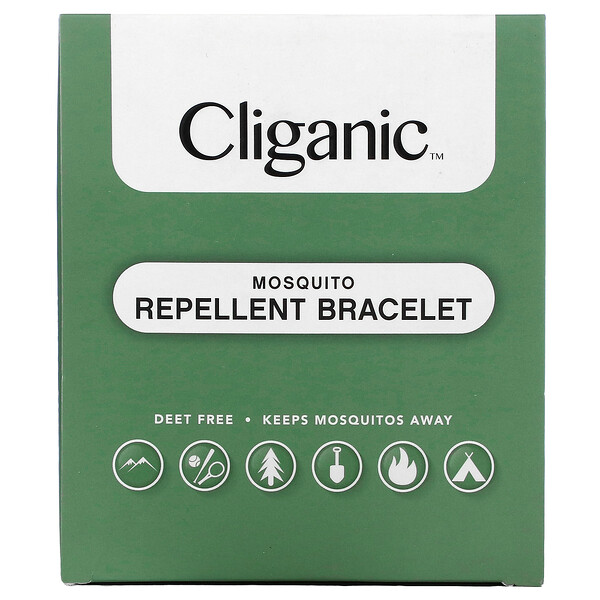 Mosquito Repellent Bracelet, 10 Pack