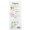 Cliganic, Organic Cotton Swabs,  500 Paper Sticks