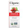 Cliganic, 100% Pure & Natural, Rosehip Oil, 4 fl oz (120 ml)