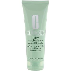 Clinique, 7 Day Scrub Cream, 3.4 fl oz (100 ml) отзывы