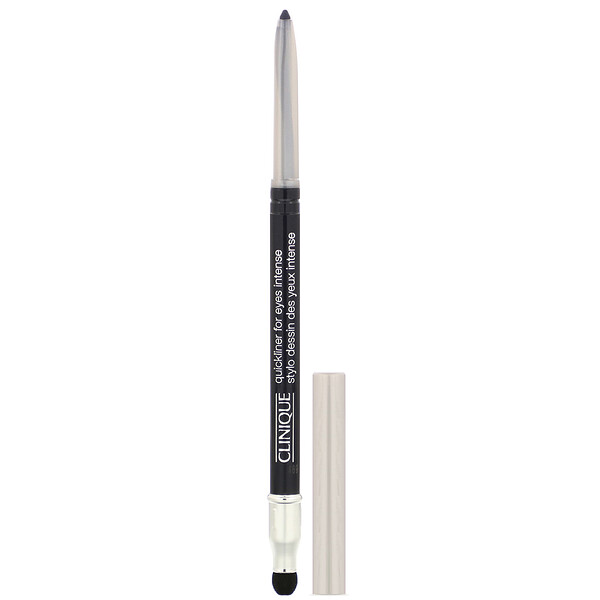 Clinique, Quickliner, For Eyes Intense, 01 Intense Black, .01 oz (.28 g) (Discontinued Item)