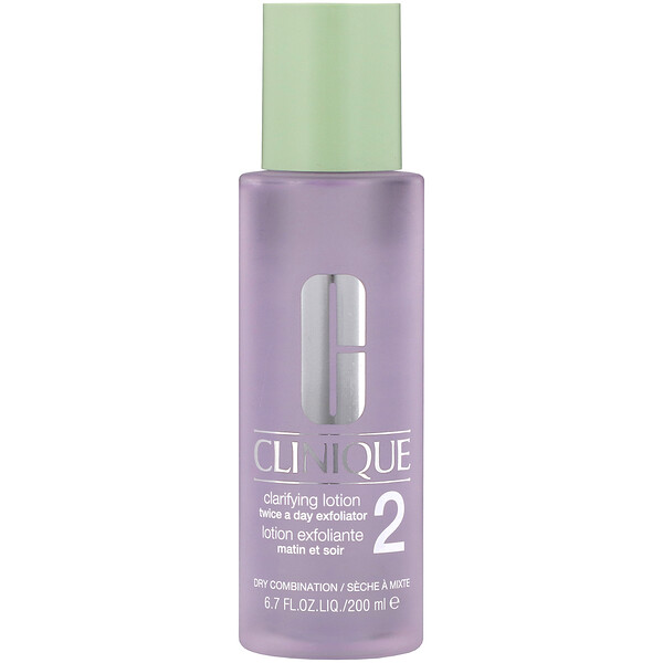 Clinique, Clarifying Lotion, 2, 6.7 fl oz (200 ml) (Discontinued Item)