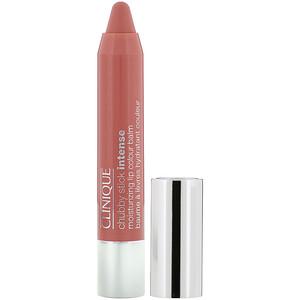 Clinique, Chubby Stick, Intense Moisturizing Lip Colour Balm, 01 Curviest Caramel,  .10 oz (3 g) отзывы