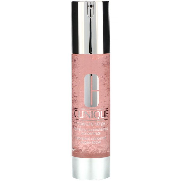 Clinique, Moisture Surge, Hydrating Supercharged Concentrate, 1.6 fl oz (48 ml) (Discontinued Item)
