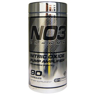 Cellucor, NO3 Chrome, Nitric Oxide Pump Amplifier, 90 Capsules