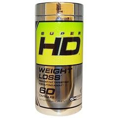 Cellucor, Super HD, فقدان الوزن , 60 كبسولة