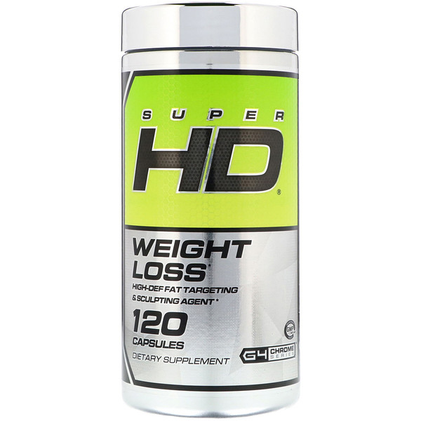 Cellucor, Super HD, Weight Loss, 120 Capsules (Discontinued Item)