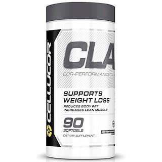 Cellucor, Cor-Performance, CLA, 90 Softgels