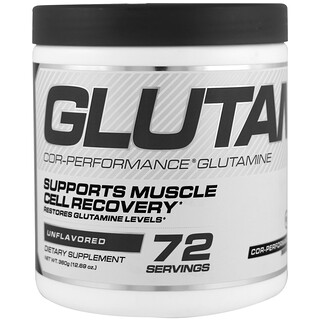 Cellucor, Cor-Performance Glutamine、無香料、12.69 oz (360 g)