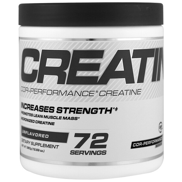 Cellucor, Cor-Performance Creatine, Unflavored, 12.69 oz (360 g) (Discontinued Item)