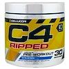 Cellucor, C4 Ripped Explosive, Pré-entraînement, Icy Blue Razz, 6,3 oz (180 g)