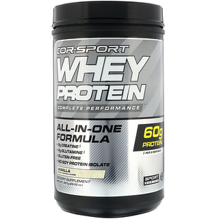 Cellucor, Whey Protein Complete Performance, Vanilla, 1.8 lbs (837 g)