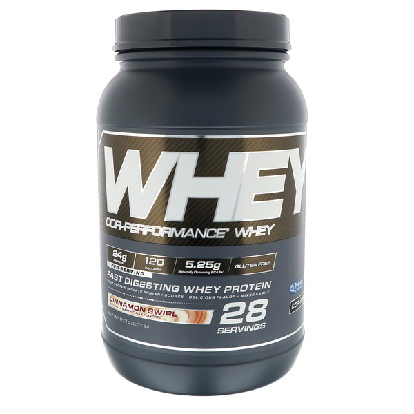 Cellucor, Cor-Performance Whey, Cinnamon Swirl,  2.01 lb (913 g) (Discontinued Item)