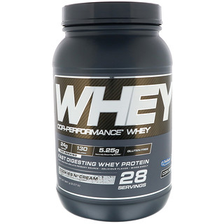 Cellucor, Cor-Performance Whey, Cookies N' Cream, 2.07 lb (941 g)