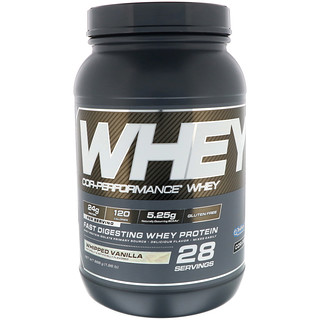 Cellucor, Cor-Performance Whey, Whipped Vanilla, 1.96 lb (888 g)