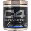 Cellucor, C4 Ultimate, Pré-Treino, Icy Blue Razz, 380 g (13,4 oz)