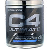 Cellucor, C4 Ultimate, Pre-Workout, Icy Blue Razz, 1.67 lbs (760 g)