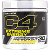 C4 Extreme Energy, предтренировочный комплекс, лимонный леденец, 9,52 унц. (270 г)