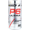 Cellucor, P6 Ultra, Testosterone Support, 60 Capsules