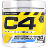 Cellucor, C4 Original Explosive, Pre-Workout, Frozen Bombsicle, 6.88 oz (195 g)