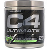 Cellucor, C4 Ultimate, Pré-Treino, Sour Batch Bros, 13,8 oz (390 g)